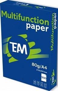 Obrázek Xerografický papír Team  - A4 80 g / 500 listů