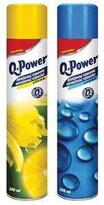 Obrázek Osvěžovače spray Q-Power - oceán