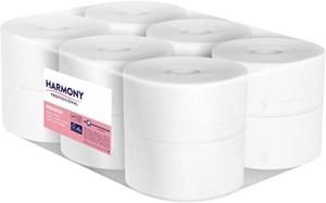 Obrázek Harmony Jumbo toaletní papír 100 % celulóza průměr 190 mm