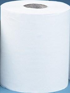 Obrázek Merida ručníky v rolích mini super bílé 60 m