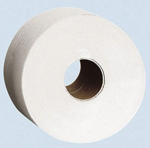 Obrázek Toaletní papír Jumbo bílý - průměr 190 mm