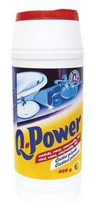 Obrázek Q-Power písek na nádobí citron - 400 g