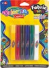 Obrázek Barvy na textil - 6 barev