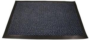 Obrázek Ekonomická polypropylenová rohož Lili - 40 x 60 cm / černo-šedá