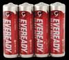 Obrázek Baterie Everedy - baterie tužková AA / 4 ks