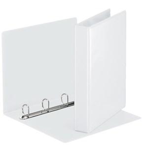 Obrázek Pořadač A4 kroužkový prezentační - hřbet 5,1 cm -4 - kroužek / bílá / 49703