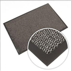 Obrázek Ekonomická polypropylenová rohož -  90 x 150 cm / šedá