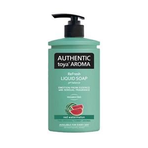 Obrázek AUTHENTIC meloun tekuté mýdlo 400 ml