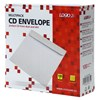 Obrázek Obálky na CD / DVD - 100 ks / bílá / bez okénka